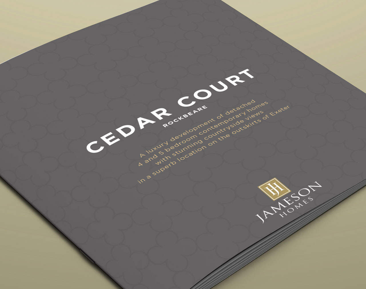 Property Brochure cover