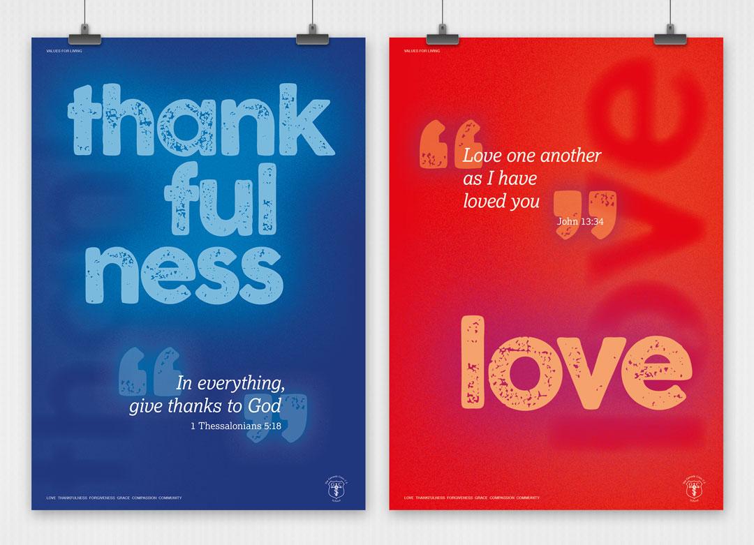 School values posters 1