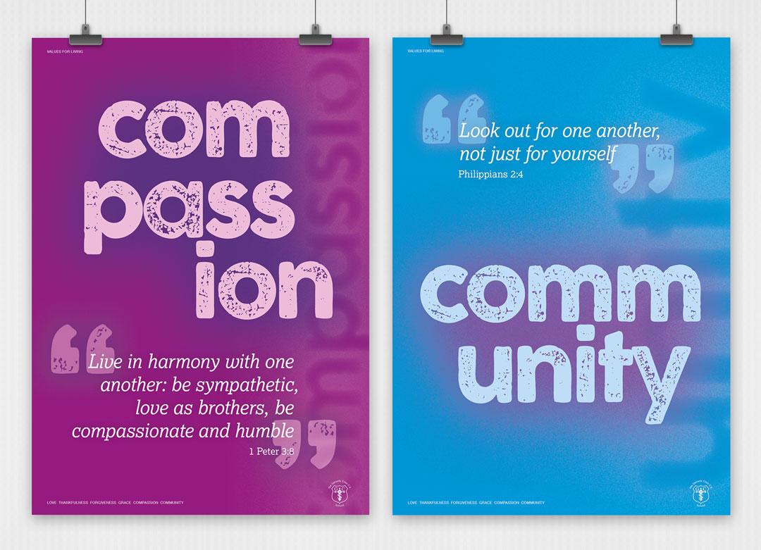 School values posters 3