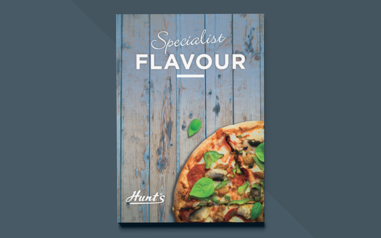 Food catalogue cover