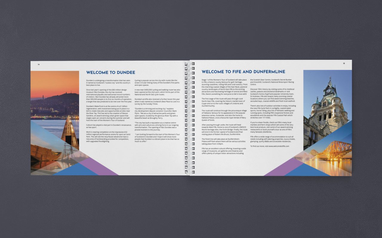 Race Manual start and finish cities feature