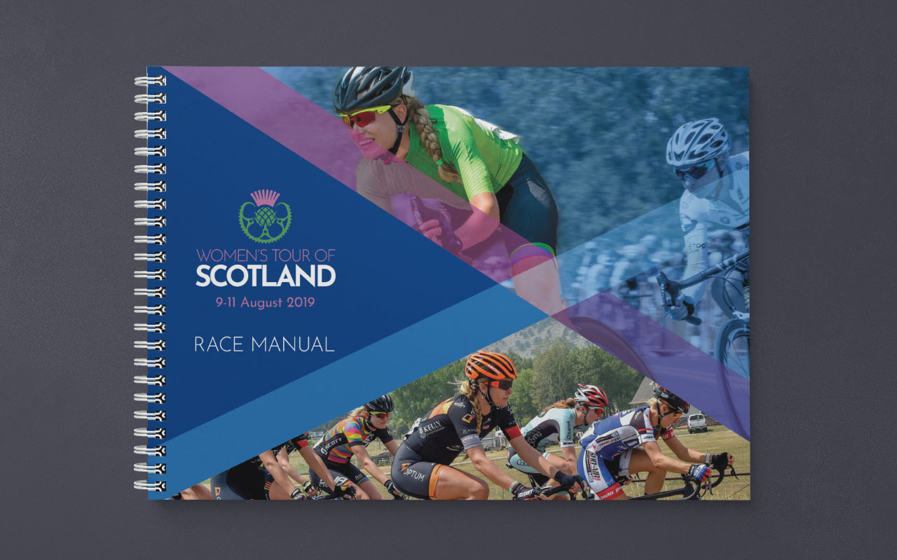 Race Manual front cover