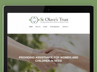 St Olaves Trust website