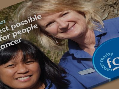Charity strategic vision