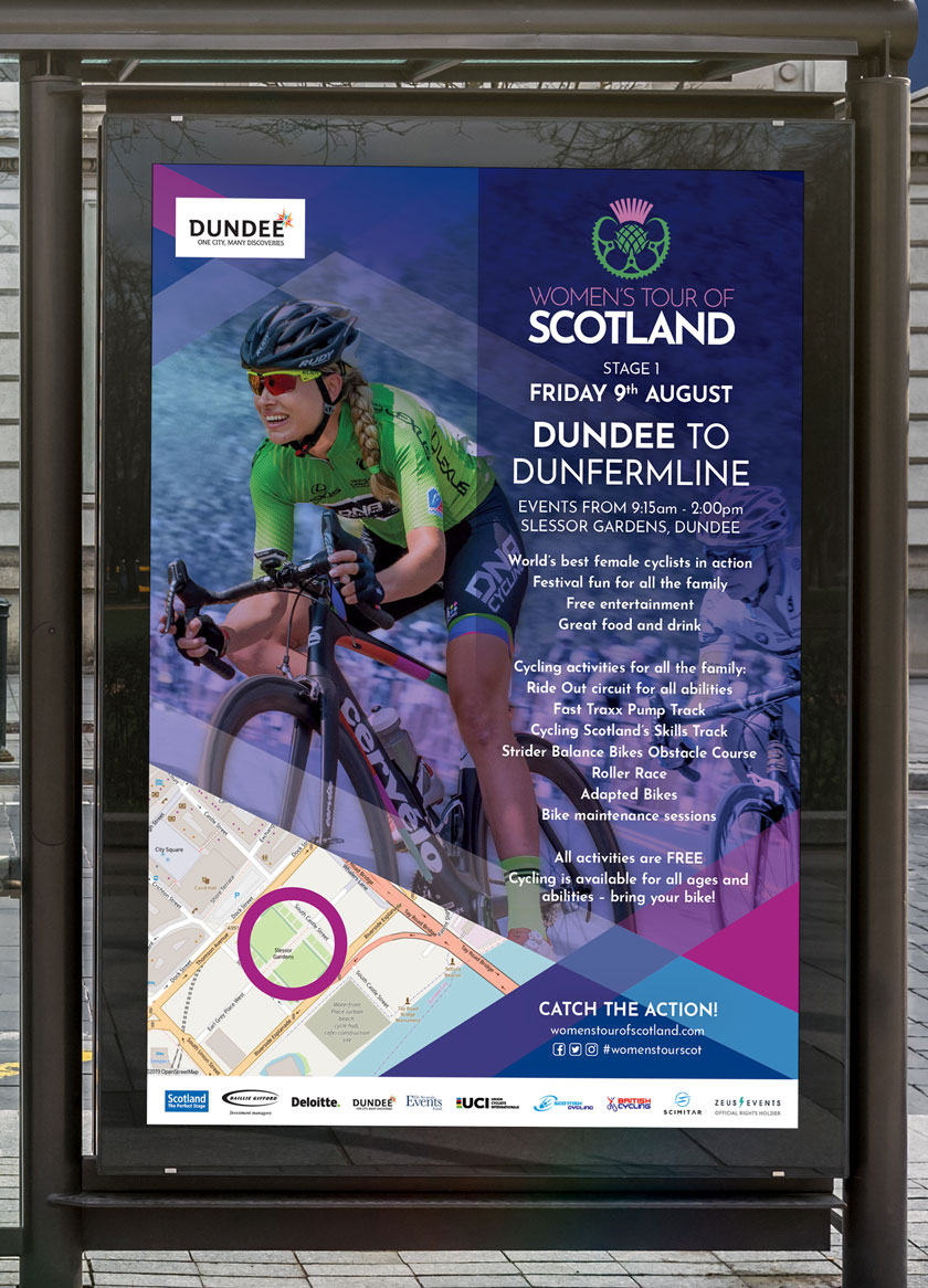 WToS event advertising poster